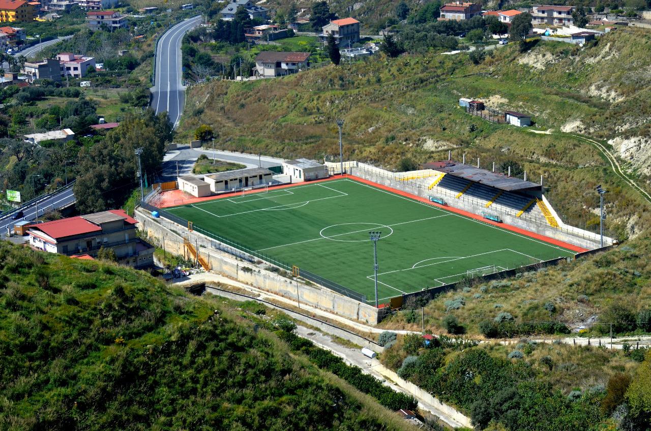 Risultati immagini per Melito Porto Salvo stadio