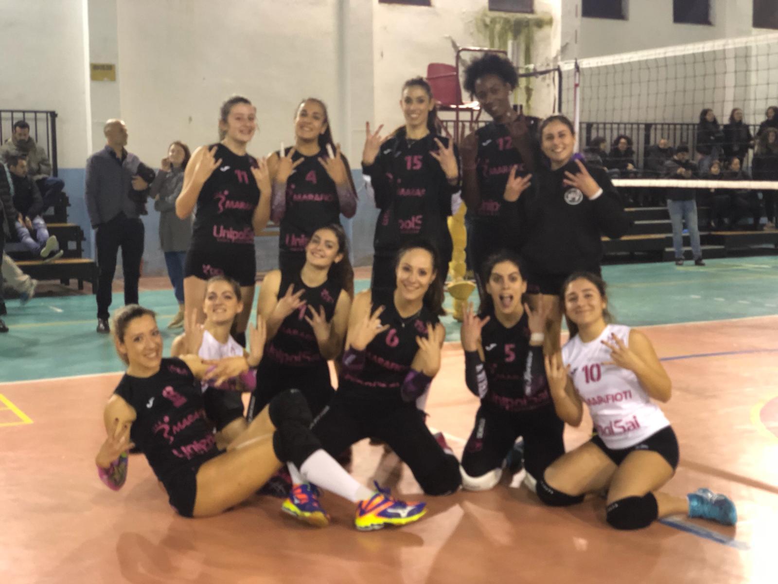 Serie A Pallavolo Femminile Calendario.Volley Femminile Serie C La Nuova Capolista Si Chiama Dea