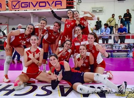 Volley Femminile A2 Girone A: Soverato show, Il Club Italia Crai al tappeto in 4 set.