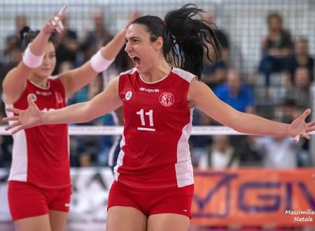 Volley Femminile A2, Volley Soverato: A tu per tu con il capitano Vittoria Repice.
