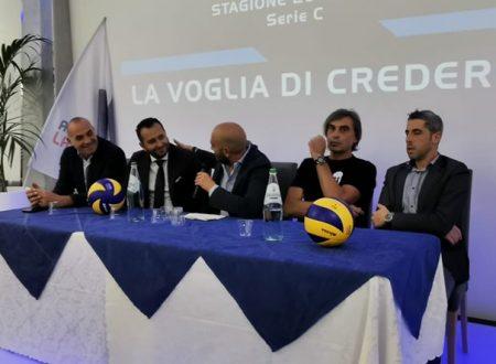 Volley Femminile Serie C: La Saracena Volley presenta la squadra e lo staff.
